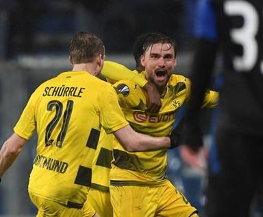 Atalanta 1-1 Dortmund: Trận đấu tôn vinh hậu vệ