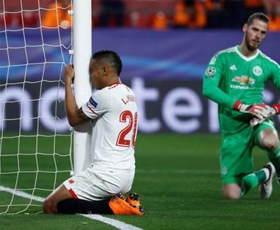 M.U khó tiến xa ở Champions League nếu chỉ dựa vào De Gea