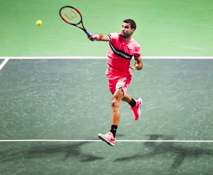 Federer đối đầu với Dimitrov ở chung kết Rotterdam Open