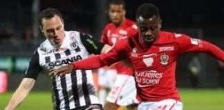 Angers vs Nice