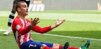 Atlético Madrid vs Levante