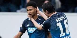 Frankfurt vs Hoffenheim